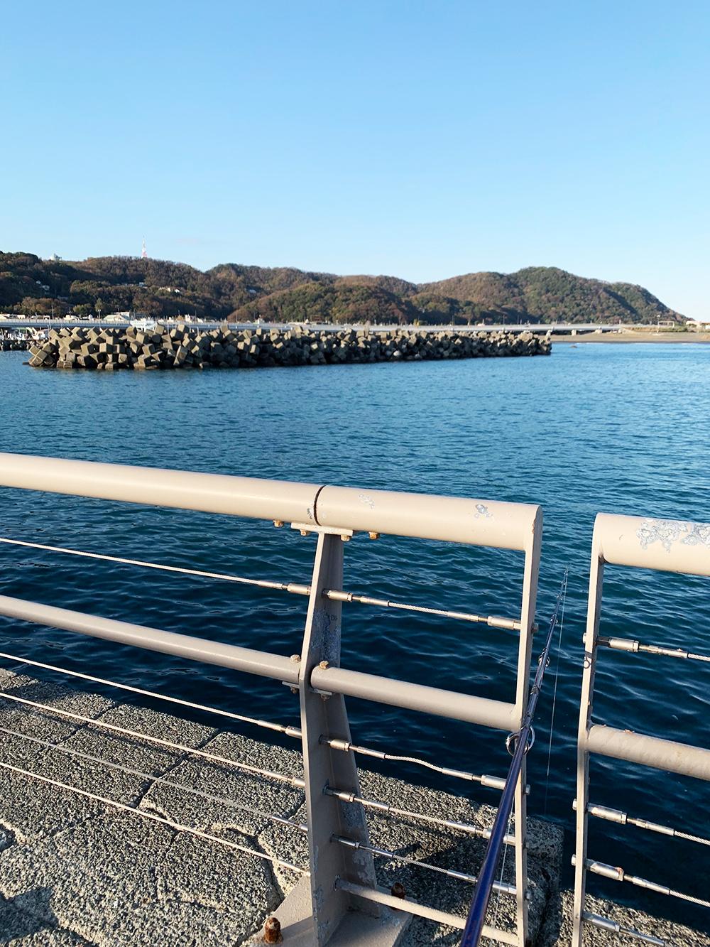 大磯港灯台 釣り カサゴ サビキ釣りポイント 釣り情報