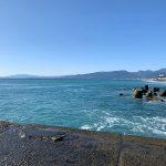 梅沢海岸釣り1