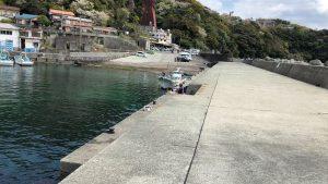 福浦港 釣り